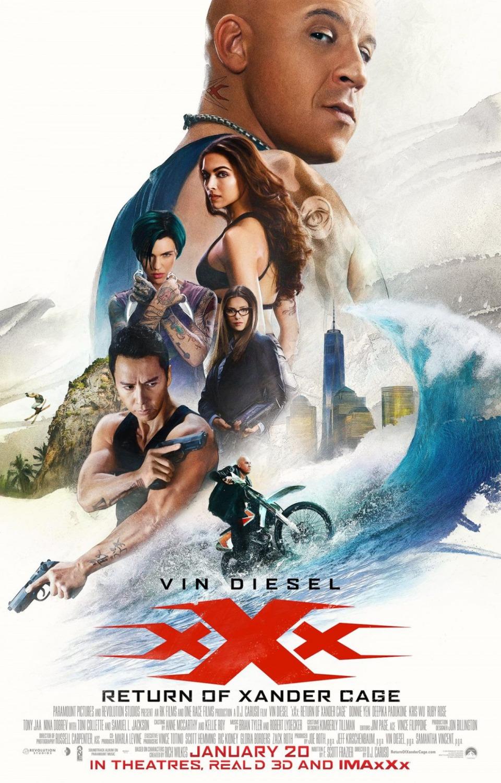 xXx: Return of Xander Cage DVD Release Date   Redbox