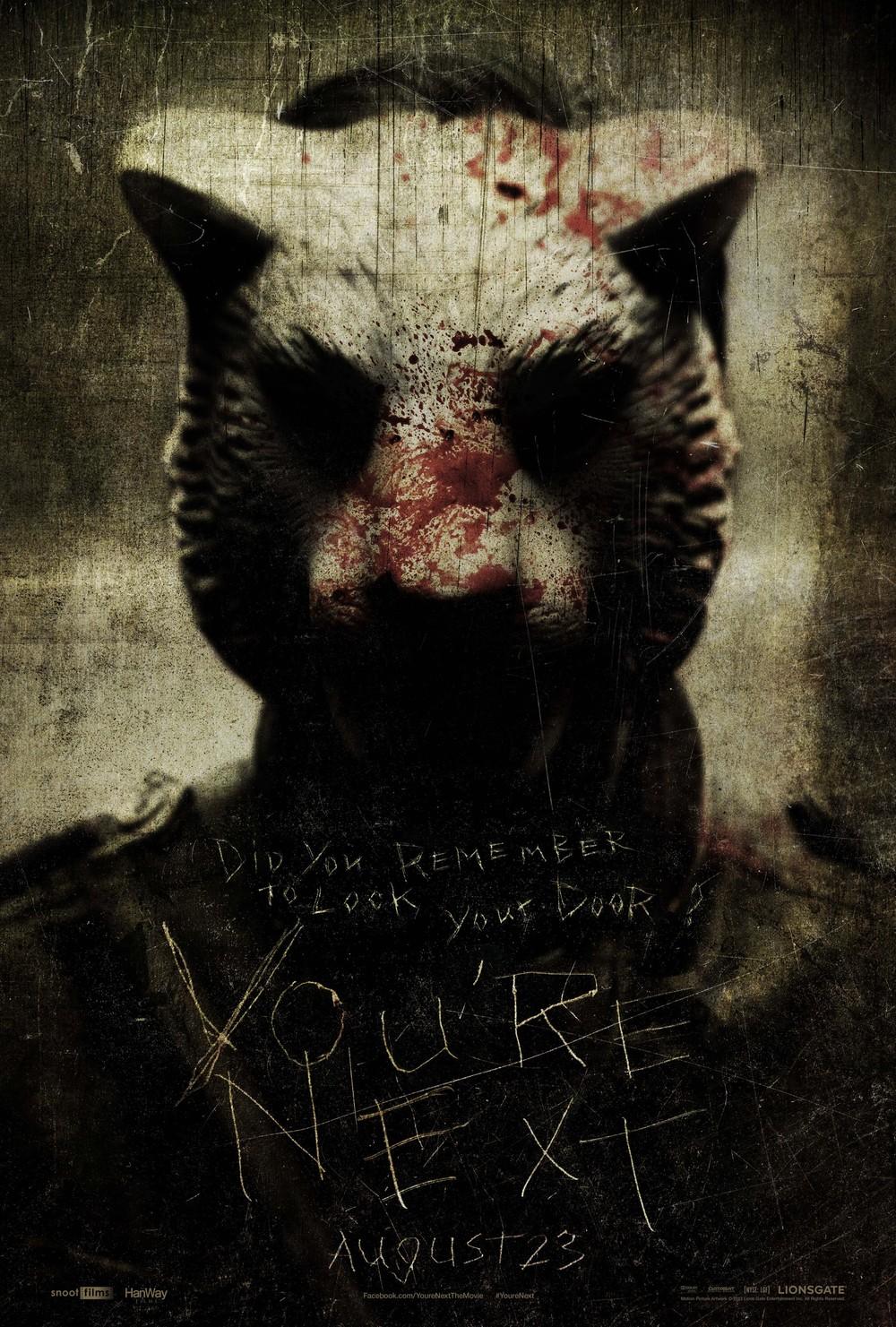 You're Next DVD Release Date | Redbox, Netflix, iTunes, Amazon