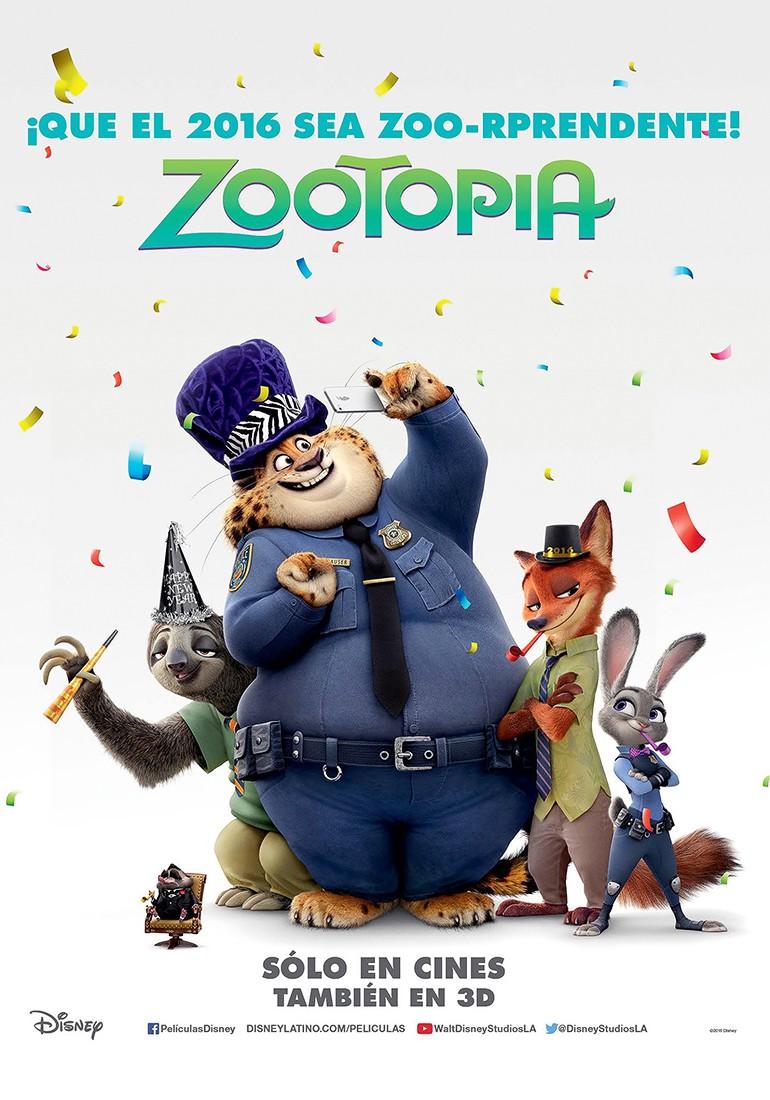 Zoomania Full Movie