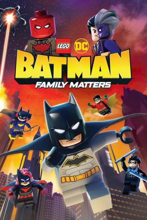 LEGO DC: Batman - Family Matters DVD Release Date | Redbox ...