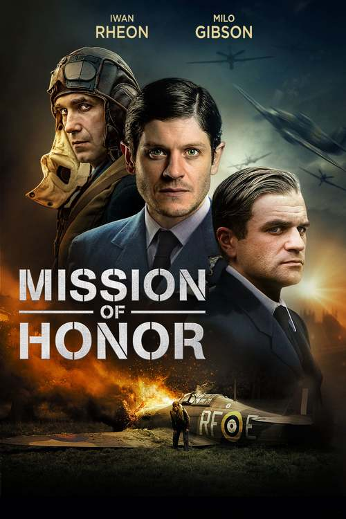 Mission of Honor poster