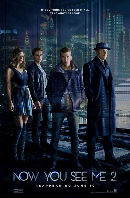 Now You See Me 2 DVD Release Date | Redbox, Netflix, iTunes, Amazon