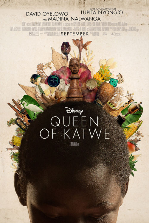 Queen of Katwe poster