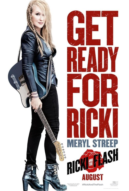 Ricki and the Flash poster