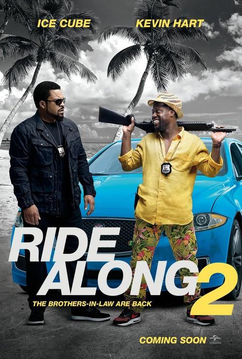 Ride along 2 release date in Brisbane