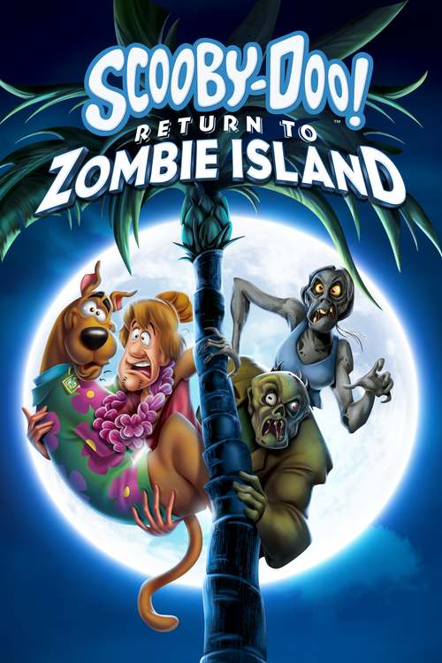 Scooby-Doo: Return to Zombie Island poster