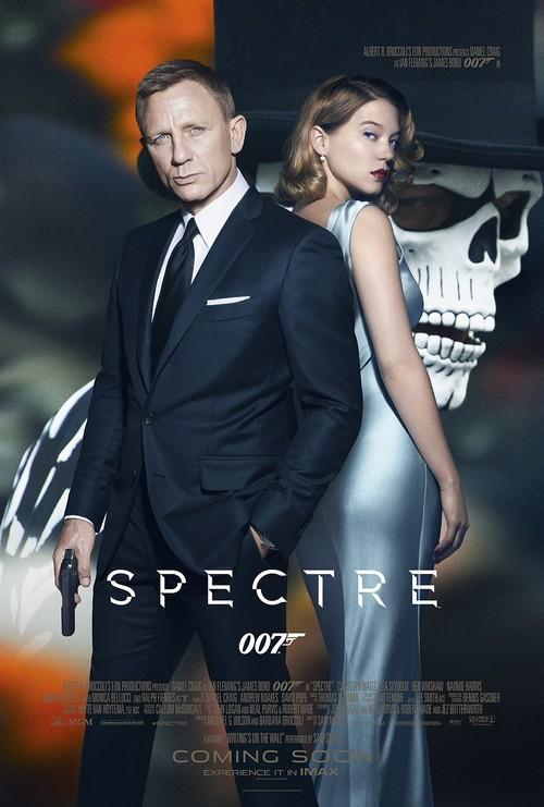 James Bond Spectre Netflix