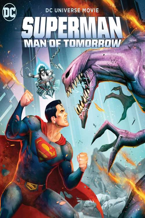 Superman: Man of Tomorrow poster