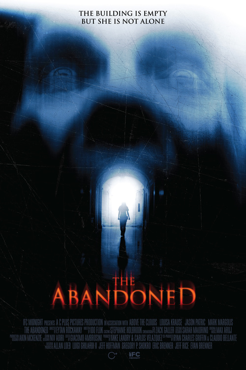 The Abandoned poster