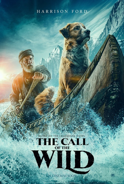 The Call of the Wild poster