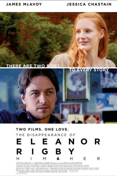 The Disappearance of Eleanor Rigby poster