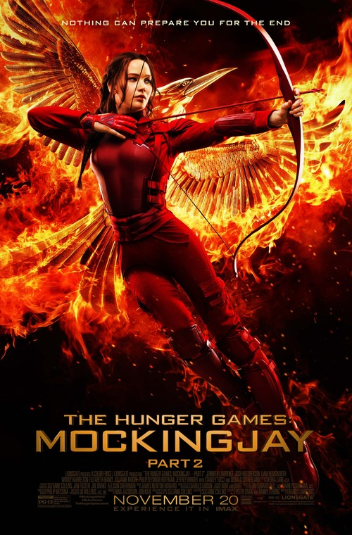 The hunger games: mockingjay part 2 dvd covers & labels by.