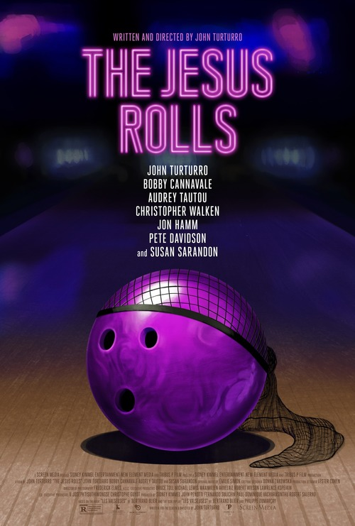 The Jesus Rolls poster