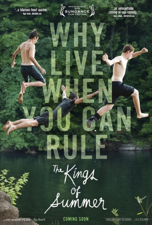The Kings of Summer poster