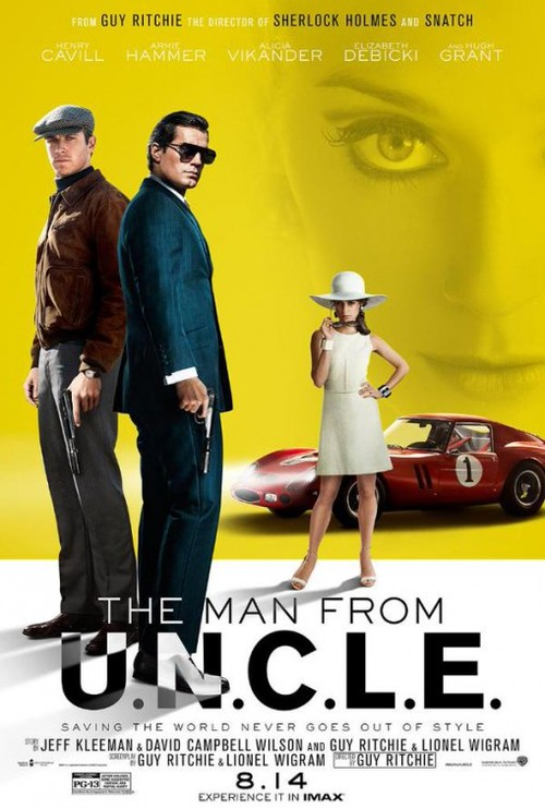 The man from uncle release date in Sydney