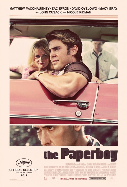 The Paperboy poster