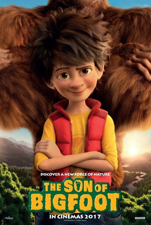 Son of Bigfoot poster