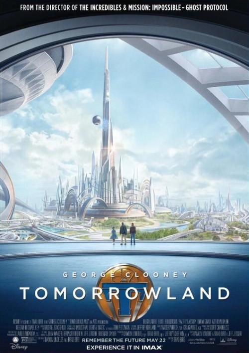 Tomorrowland DVD Relea...