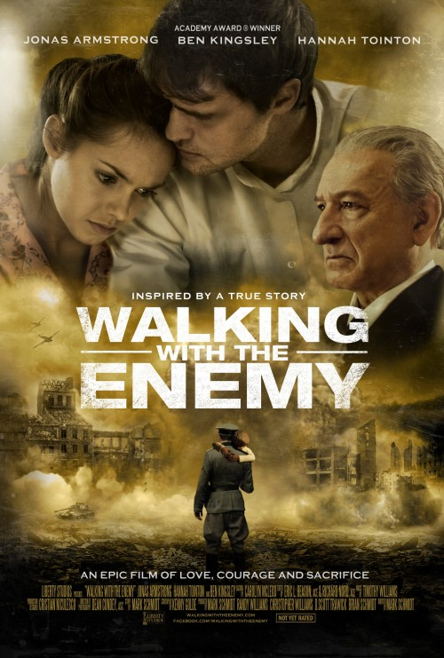 Walking with the Enemy poster